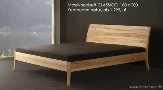 massivholzbetten. Black Bedroom Furniture Sets. Home Design Ideas